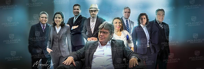 montagem705 - 1º TESTE DO GOVERNO DE JOÃO: O que significou os votos dos deputados sobre a criação da Fundação PB Saúde
