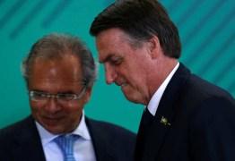 Bolsonaro diz ter certeza que Guedes fica no governo 'até o último dia'