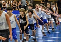 Polo da NBA Basketball School é inaugurado em João Pessoa, nesta quinta