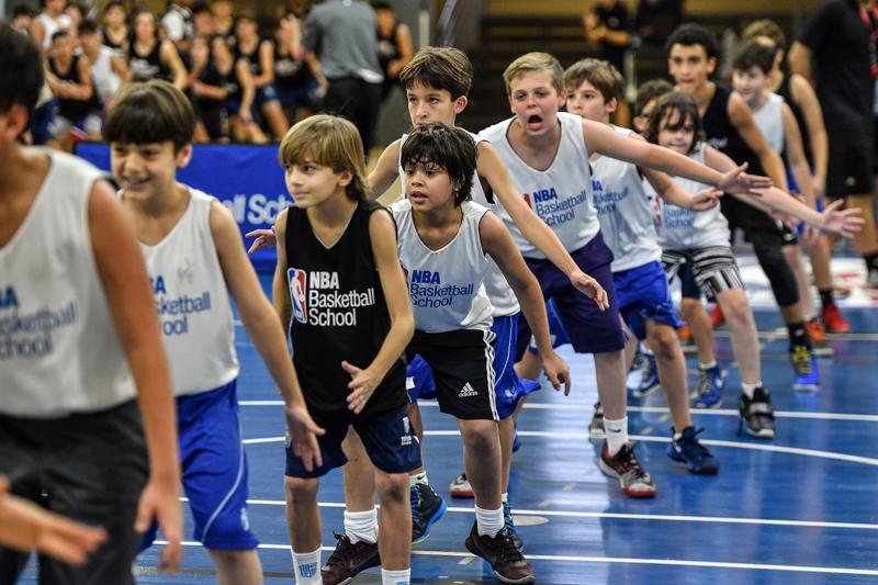 nba img16 - Polo da NBA Basketball School é inaugurado em João Pessoa, nesta quinta