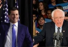 Sem resultado oficial, 2 pré-candidatos democratas declaram vitória em Iowa