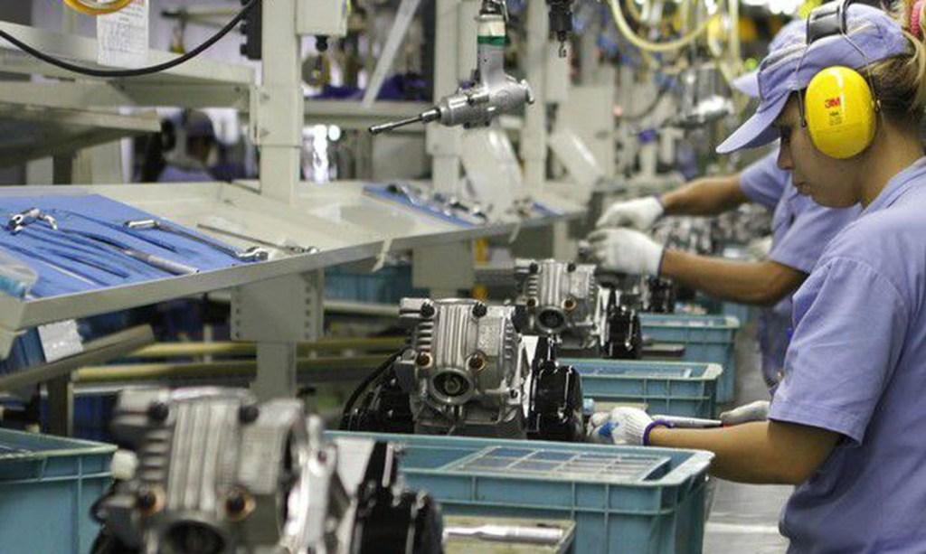 producao industrial 1 1024x613 - FGV: Economia brasileira cresceu 1,2% em 2019