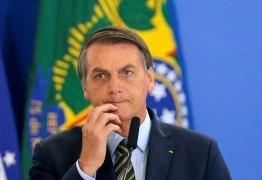 Bolsonaro questiona projeto de lei que exige exame toxicológico para obter posse de armas