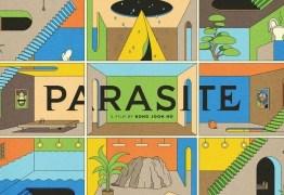 Pôster de 'Parasita' tinha Oscar escondido um mês antes da premiação