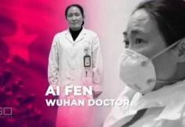 ENTREVISTAS APAGADAS E PARADEIRO DESCONHECIDO: Após proibição de relatar casos médica que alertou sobre coronavírus na China desaparece