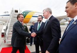 PANDEMIA: Onze brasileiros que estiveram com Bolsonaro nos EUA têm resultado positivo para coronavírus