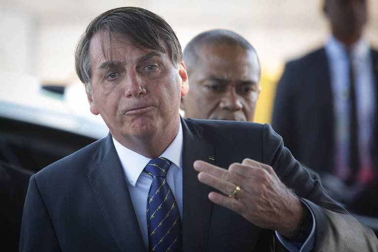 15790973975e1f1d35afb3f 1579097397 3x2 md - 'Não convoquei ninguém', Bolsonaro nega ter chamado população para ato do dia 15