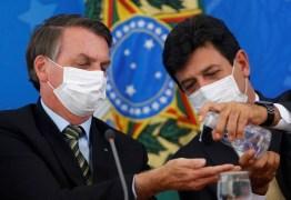 Justiça determina que hospital informe infectados na comitiva de Bolsonaro
