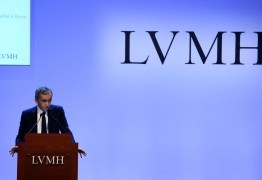 Louis Vuiton distribuirá álcool em gel para tentar conter crise de coronavírus na França