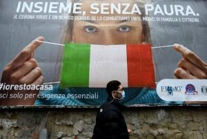 25630110 300x201 - Após um mês e 4 mil mortes, Milão reconhece erro de campanha contra isolamento - VEJA VÍDEO