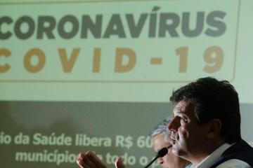 25mar2020 o ministro da saude luiz henrique mandetta concede entrevista coletiva sobre a evolucao do novo coronavirus no brasil na sede da pasta em brasilia 1585179935755 v2 900x506 - RECORDE: Brasil tem 941 mortes e 17.857 casos confirmados de coronavírus