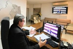 3a04b165 b3b9 430a b41b 8610a3cb2e03 300x200 - João Azevêdo defende liberação de recursos e equipamentos para a Saúde em reunião do Fórum Nacional de Governadores - OUÇA
