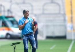 Renato Gaúcho propõe greve em meio a pandemia de coronavírus – VEJA VÍDEO