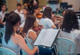 Orquestra Infantil da Paraíba inicia inscrições de músicos para a temporada 2020