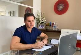 SESSÃO ONLINE: Veneziano vota SIM ao decreto de Calamidade Pública no Brasil