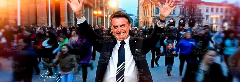 6a523281 372a 47ec a299 9ce668fe67a3 - 'HISTERIA': Bolsonaro minimiza crise e afirma que governadores estão prejudicando economia com medidas contra coronavírus
