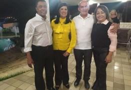Antônio Teotônio reforça candidatura em Guarabira e destaca apoio de Lígia Feliciano