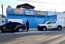 CALVÁRIO: Polícia Federal deflagra nova fase da operação em João Pessoa