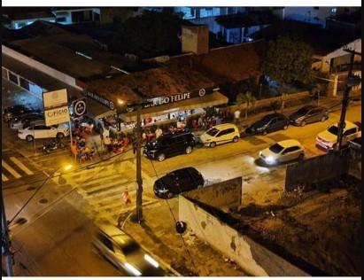 Capturar 48 - Sem medo do coronavírus: paraibanos lotam casas de eventos, bares e restaurantes em meio a pandemia - VEJA VÍDEO