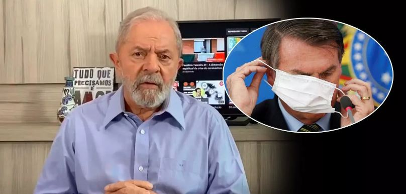 Capturar 67 - Bolsonaro chegou ao limite e não está preparado para tocar o país, diz Lula; VEJA VÍDEO