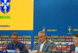 Tite convoca seleção para jogos com Bolívia e Peru pelas eliminatórias – VEJA VÍDEO