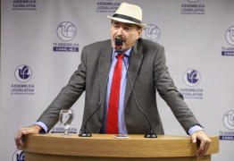 Deputado Jeová anuncia que ALPB fará audiência sobre teste do pezinho ampliado em João Pessoa e destaca importância da iniciativa