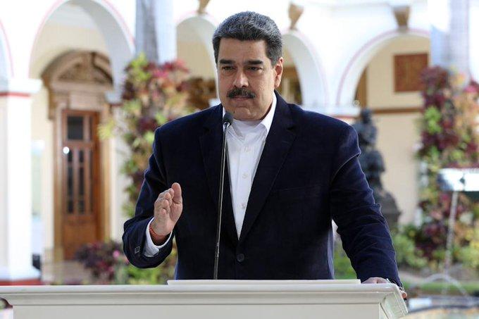 EUCwAgjX0AAhITD - Estados Unidos acusa Nicolás Maduro de envolvimento com narcotráfico e oferece US$ 15 milhões por sua prisão