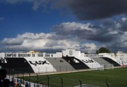 Treze coloca estádio em Campina Grande à disposição no combate ao Coronavírus