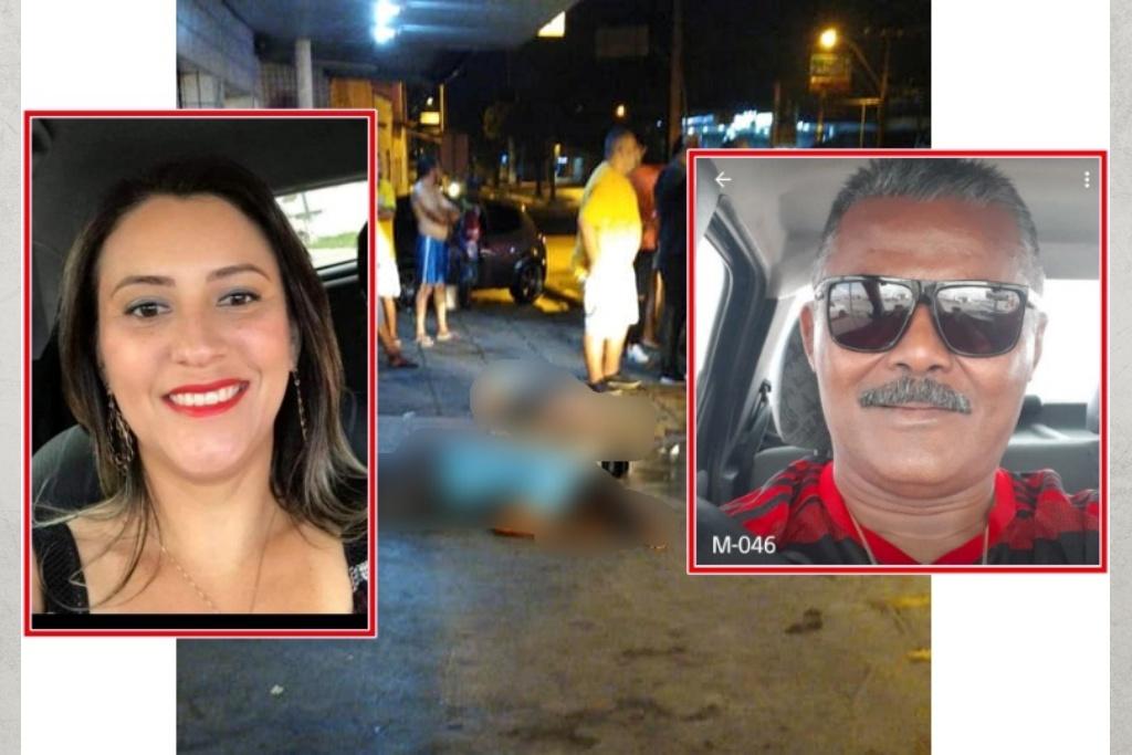 Sala mortos - TROCA DE TIROS: Cabo da Reserva e esposa são assassinados durante tentativa de assalto