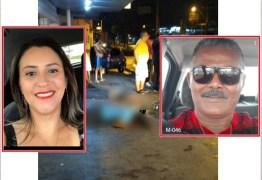 TROCA DE TIROS: Cabo da Reserva e esposa são assassinados durante tentativa de assalto