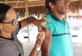 VACINAÇÃO EM CASA: Conde inicia campanha de vacinação para idosos contra Influenza