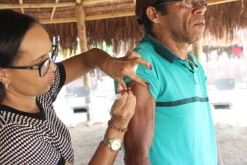 Vacinação Influenza Foto LeandroSantos Secomd - VACINAÇÃO EM CASA: Conde inicia campanha de vacinação para idosos contra Influenza