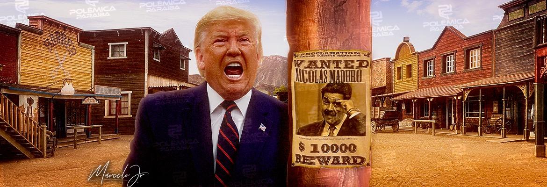 WhatsApp Image 2020 03 26 at 13.18.33 - Estados Unidos acusa Nicolás Maduro de envolvimento com narcotráfico e oferece US$ 15 milhões por sua prisão