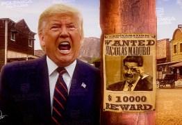 Estados Unidos acusa Nicolás Maduro de envolvimento com narcotráfico e oferece US$ 15 milhões por sua prisão