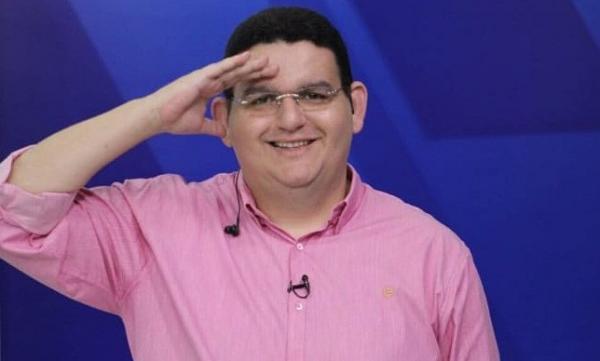 add326e5 7dae 4d24 bcc5 61d6b9cbbc8f - LIBERDADE: Após dez dias em prisão temporária radialista Fabiano Gomes é liberado do presídio do Roger