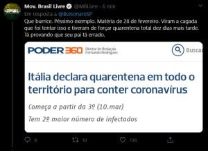 be18fd90 4e6a 42f1 a0dd 7c204270949f 300x218 - Eduardo Bolsonaro usa notícia pré-pandemia da Itália para criticar isolamento e é bombardeado nas redes