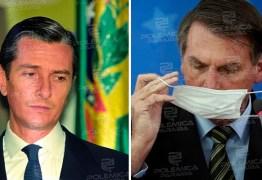 """""""Teatro"""" de Bolsonaro lembrou apelo sem noção de Collor a brasileiros"""