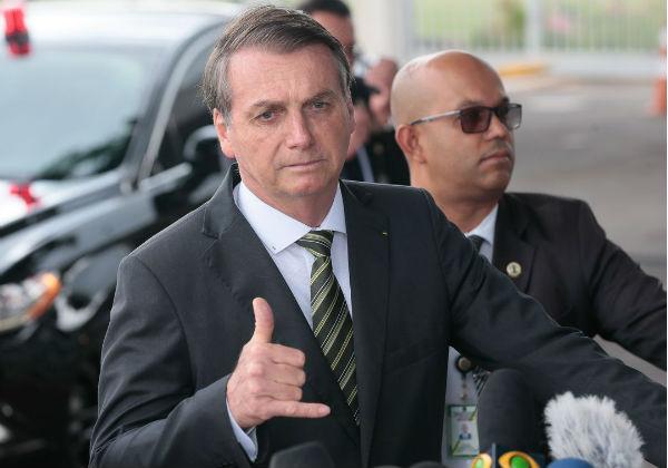 bolsonaro - R$ 7 MILHÕES COM LEILÕES: Bolsonaro anuncia venda de 35 imóveis da União; Três na Paraíba