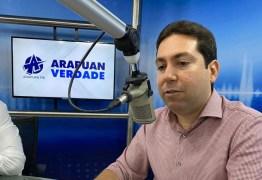 G10 deve ganhar adesão de mais três deputados, reafirma Felipe Leitão; VEJA VÍDEO
