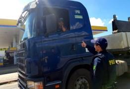PRF e SEST/SENAT iniciam ação integrada de apoio e orientação aos caminhoneiros sobre prevenção ao Covid-19
