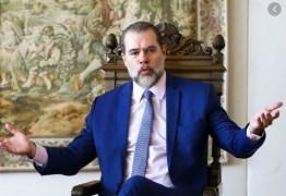 Ministro do STF, OAB e líderes do Senado defendem isolamento social para combater o Covid-19