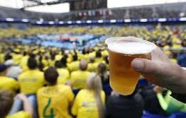 STF forma maioria para validar lei que permite venda de bebida em estádios