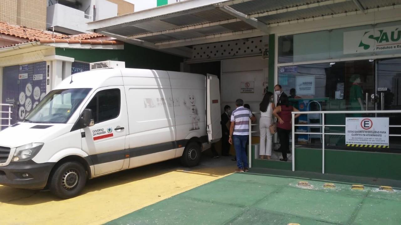COMBATE AO CORONAVÍRUS: Governo da Paraíba recolhe material médico e hospitalar de lojas em JP e CG