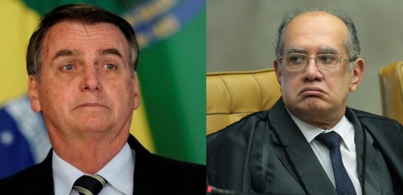 gilmar 1 - Gilmar Mendes sobre Bolsonaro: Por mais árdua que seja a crise, não se sustenta o luxo da insensatez