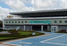 Homem é atingido por um tiro na cabeça e é internado em estado gravíssimo no Hospital de Trauma de João Pessoa