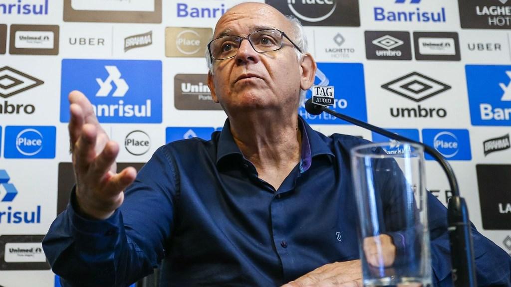 img 5 1024x576 - Grêmio informa que presidente Romildo Bolzan está com coronavírus