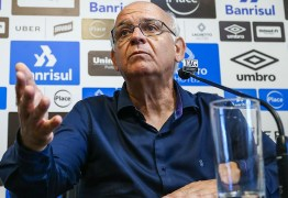 Grêmio informa que presidente Romildo Bolzan está com coronavírus