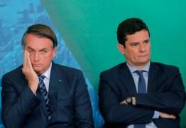 ARENGA: Bolsonaro diz que Moro é egoísta e não ajuda governo em crise do coronavírus