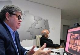 CORONAVÍRUS: João Azevêdo diz que rodovias não serão fechadas e destaca importância de abastecimento das cidades