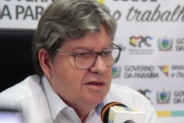 joao fala governador foto jose marques 7 1024x667 1 - João Azevêdo anuncia 'hospital de 'campanha' em estacionamento do Metropolitano, em Santa Rita
